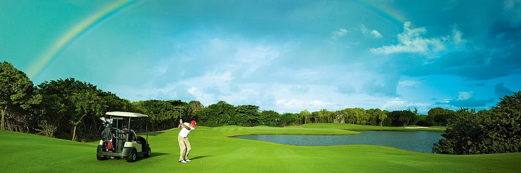 Belle Mare Plage the Links Golf Course