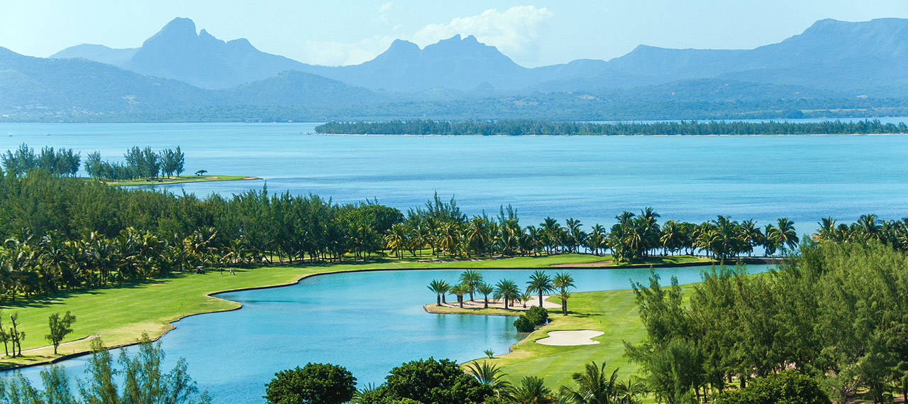 paradis Golf Club Ile Maurice