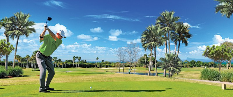 Mont Choisy Golf Club Ile Maurice