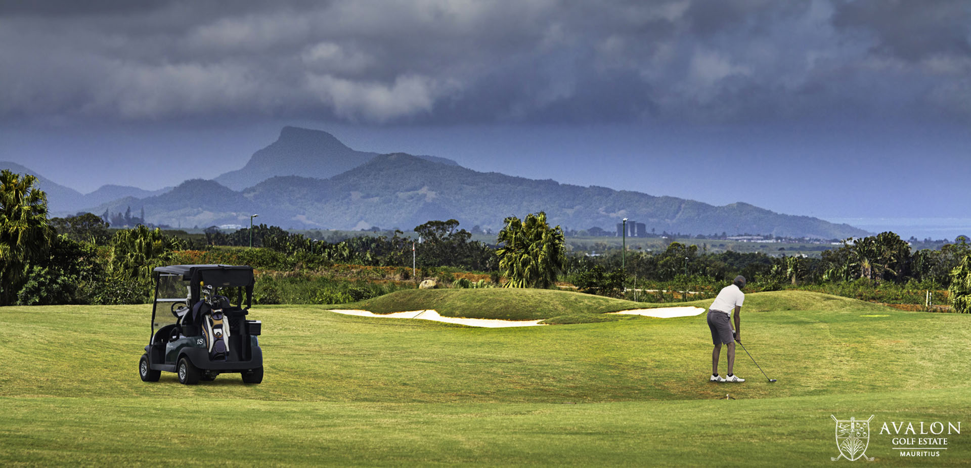 Avalon Golf Estate Ile Maurice
