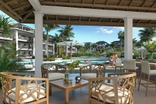 KI RESORTS APARTMENTS : Appartement 2 CH à vendre -  Grand Baie
